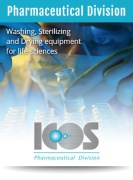 ICOS Pharmaceutical Division - Washing, Sterilizing and Drying equipment for life sciences